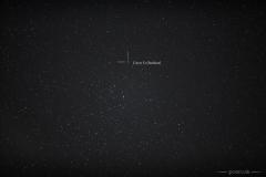 Kométa C/2017 T2 (Panstars) fotená 15.5.2020
