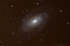 Špirálová galaxia M81
